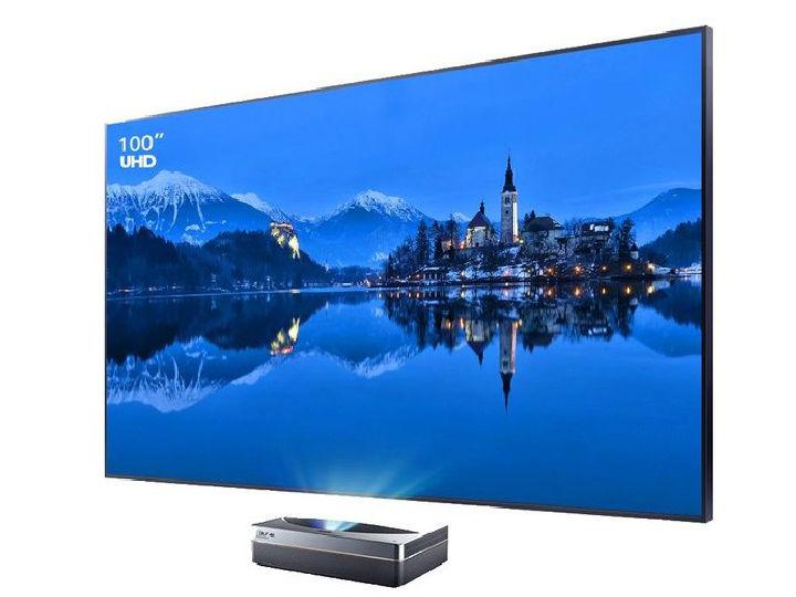 长虹D5UR评测 100吋巨幕4K激光电视体验