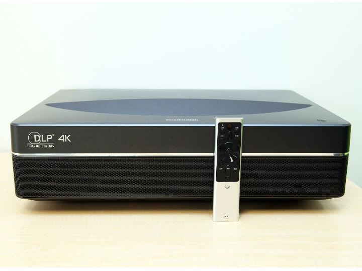 打造超高清家庭影院 长虹4K激光电视D6U评测